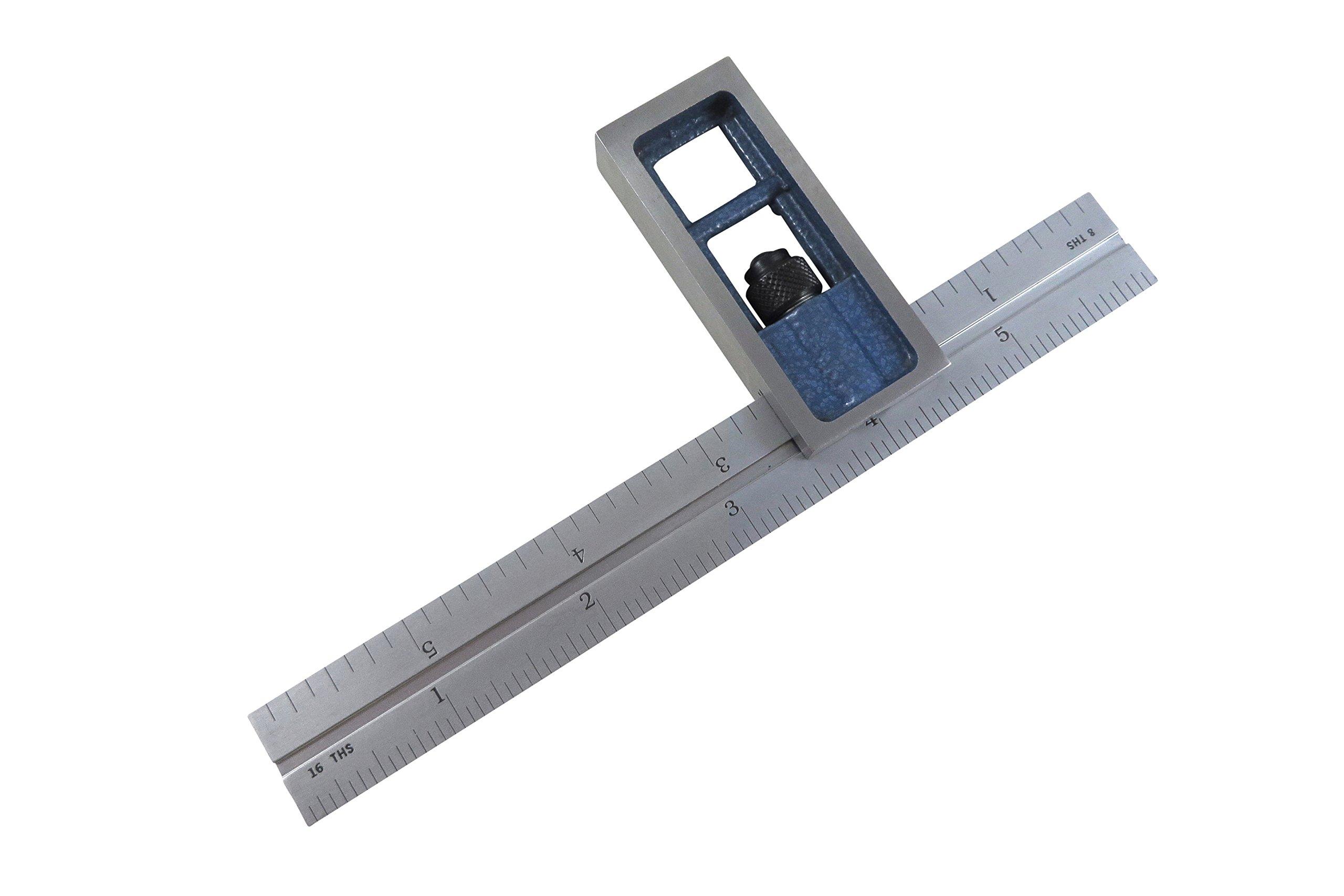 PEC 7105-406 6'' 4R Double Square
