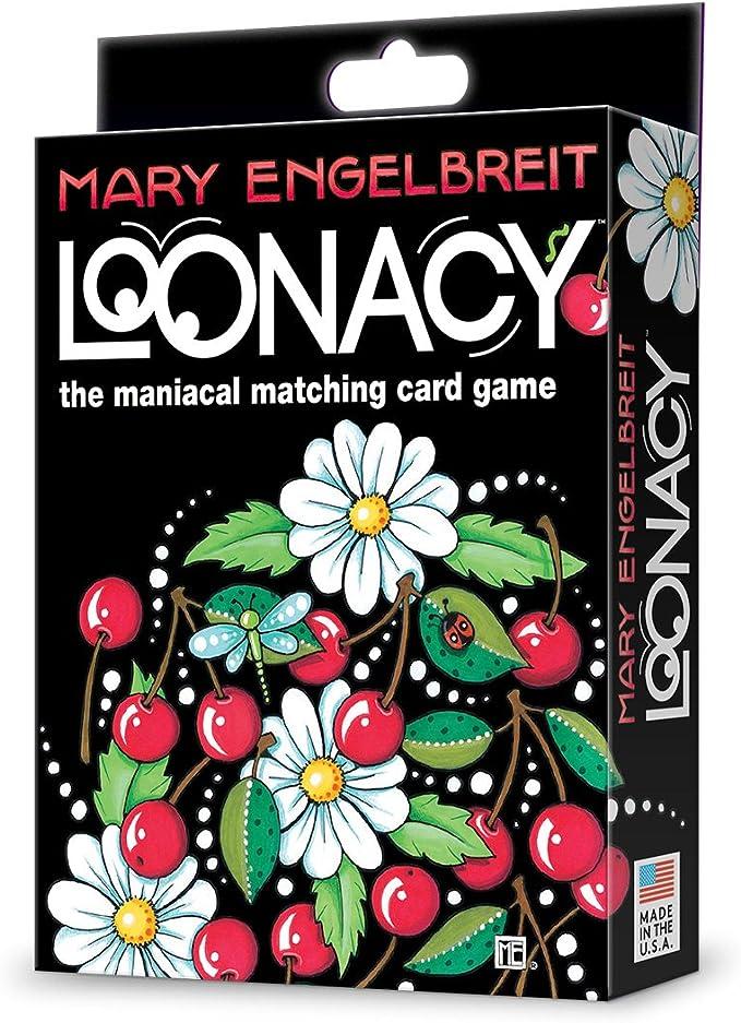 - Amazon.com: Mary Engelbreit Loonacy: Toys & Games