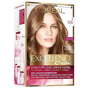 Loreal haarfarben excellence creme
