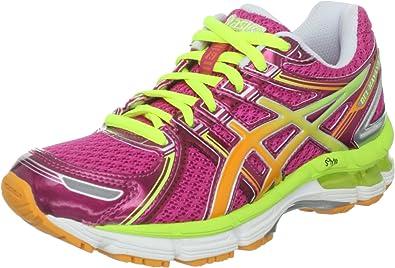 ASICS - Zapatillas de running para niña, color Rosa, talla 37.5 EU: Amazon.es: Zapatos y complementos