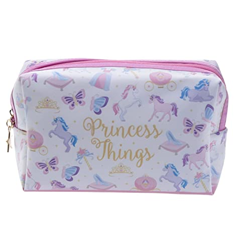 661452fe5 Bolso para cosméticos/Neceser Unicornio - Princess Things: Amazon.es ...