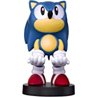 Collectible Sonic the Hedgehog Cable Guy Device Holder - works with PlayStation and Xbox controllers and all Smartphones…