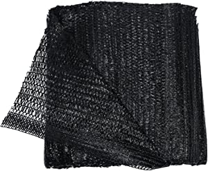 40% Black 10'x10' Sun Mesh Shade Sunblock Shade UV Resistant Net for Garden Flower Plant