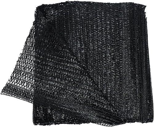 40 Black 13 x10 Sun Mesh Shade Sunblock Shade UV Resistant Net for Garden Flower Plant