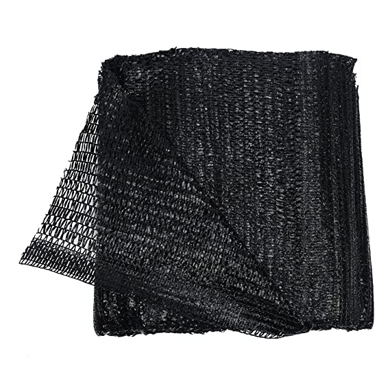 Amazon.com : 40% Black 6.5x16 Sun Mesh Shade Sunblock Shade UV Resistant Net for Garden Flower Plant : Garden & Outdoor