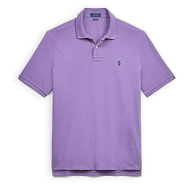 5ac2a227eb3a RALPH LAUREN Polo Men s Classic Weathered Mesh Polo Shirt