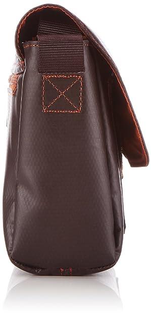 Bree Punch 701, Mocca, Cross Shoulder S, Unisex Adults Hobos and Shoulder Bag Bree