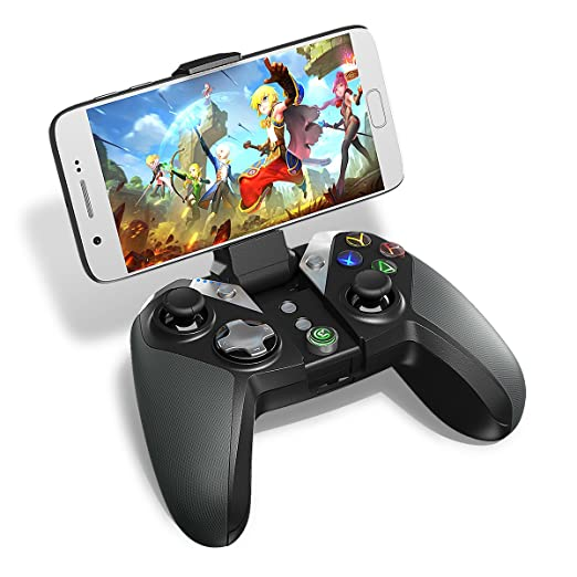 76 opinioni per GameSir G4s Wireless Gamepad Controller per Smartphone PC PS3- Bluetooth / Cavo
