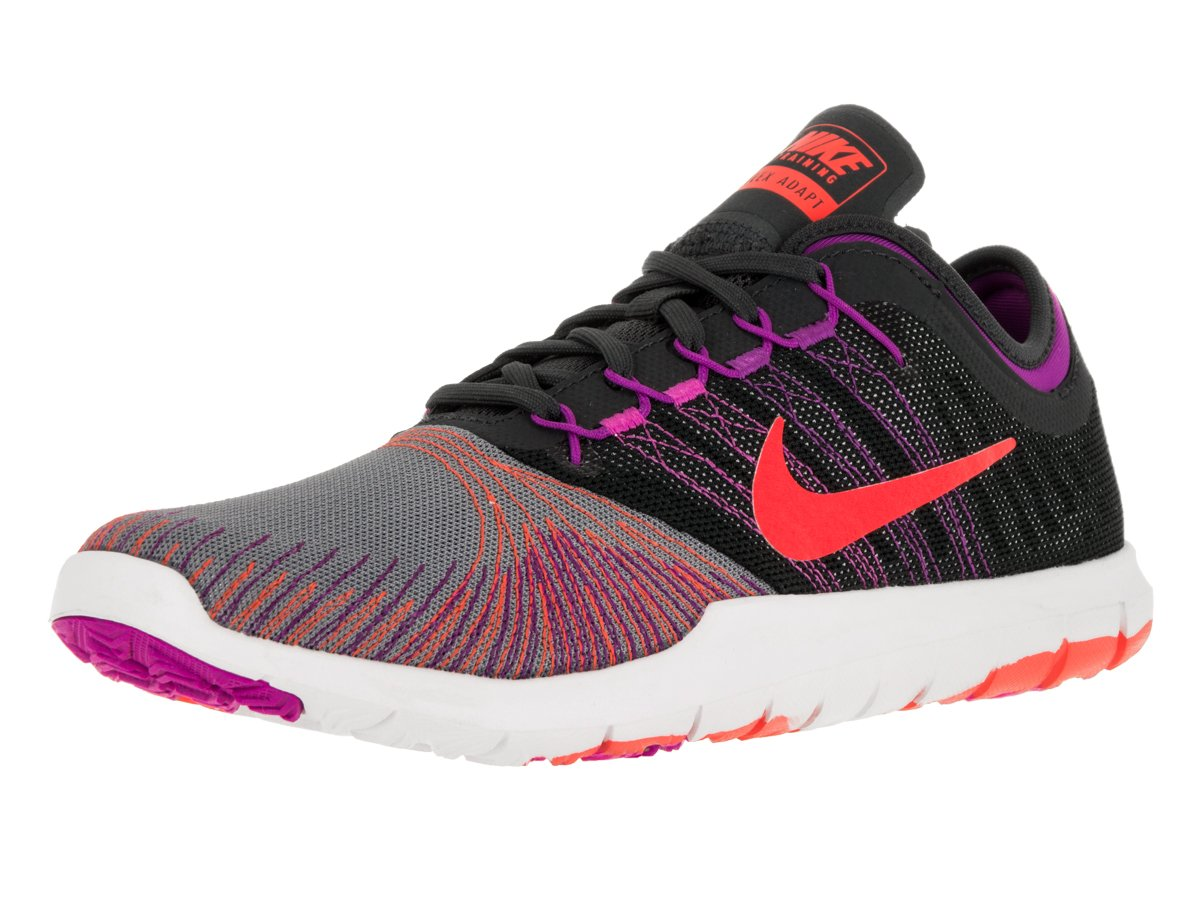 timeless design 11382 e2805 Galleon - Nike Women s Flex Adapt TR Cool Grey Total  Crimson-Anthracite-Hyper Violet Ankle-High Cross Trainer Shoe - 7.5M