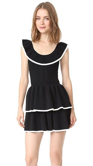 Alice Mccall Womens Kiss It Better Dress Black 10 At Amazon