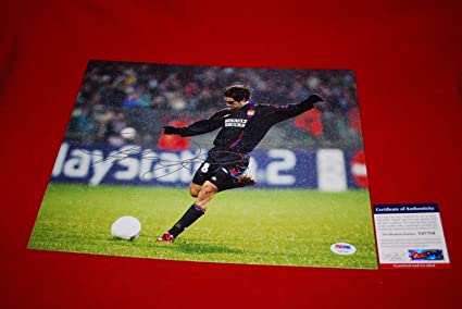 Image Unavailable. Image not available for. Color  Autographed Kaka  Photograph - RICARDO brazil world cup 11X14 3 - PSA DNA Certified - 9ef287abcce