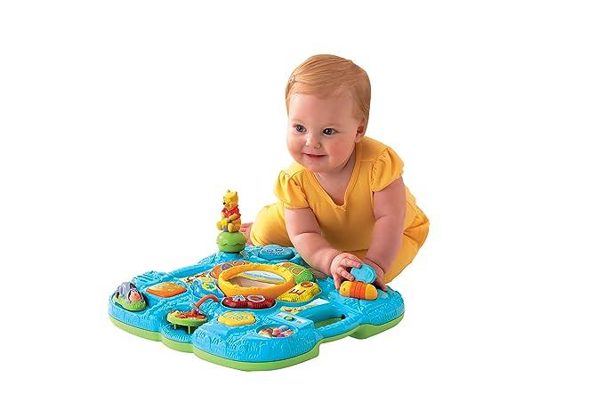 VTech Baby Winnie The Pooh 80-125404 - Mesa de Actividades: Amazon ...