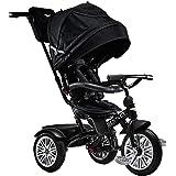 Bentley Tricycle Stroller - Onyx (Black)
