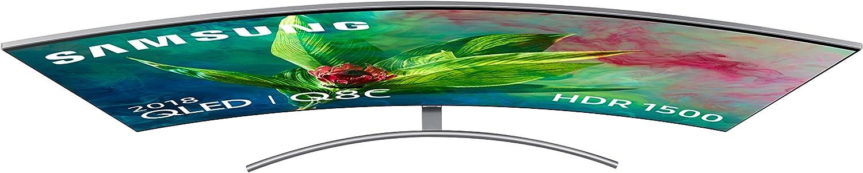 Samsung QLED 2018 65Q8CN - Smart TV Curvo de 65
