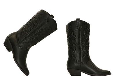 Amazon.com: MVE Zapatillas para mujer con puntera puntiaguda ...