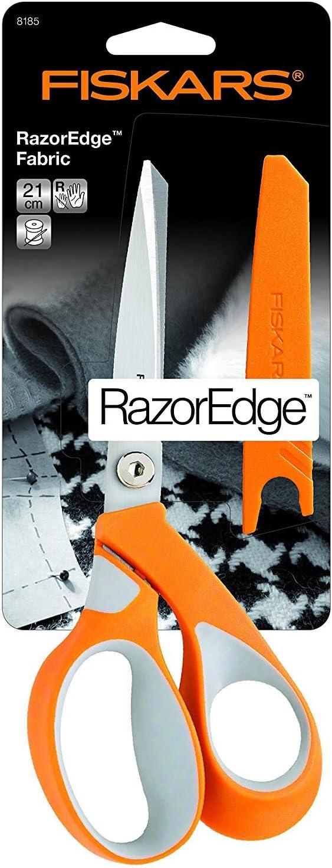 Fiskars RazorEdge Fabric Softgrip 21cm Scissors 8185