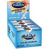 Pedialyte Electrolyte Powder Pedialyte Hydration Station Multipack, Electrolyte Hydration Drink, 0.6-oz Electrolyte…