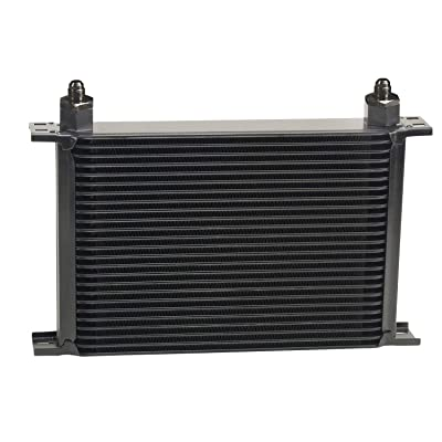 Derale 52506 25 Row Core Stacked Plate Cooler Kit: Automotive