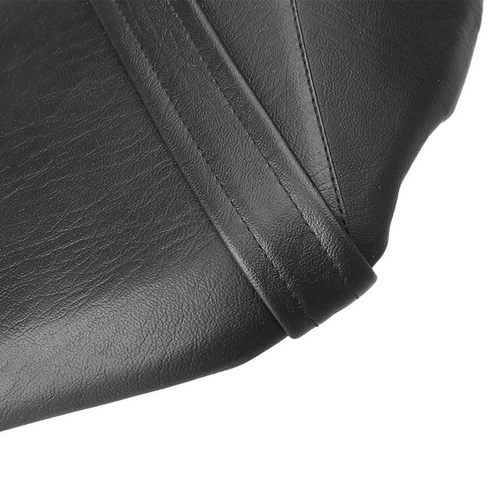 gzyf Sozius Leder hinten Beifahrersitz Kissen f/ür Kawasaki Z800/13/14/15/16/schwarz