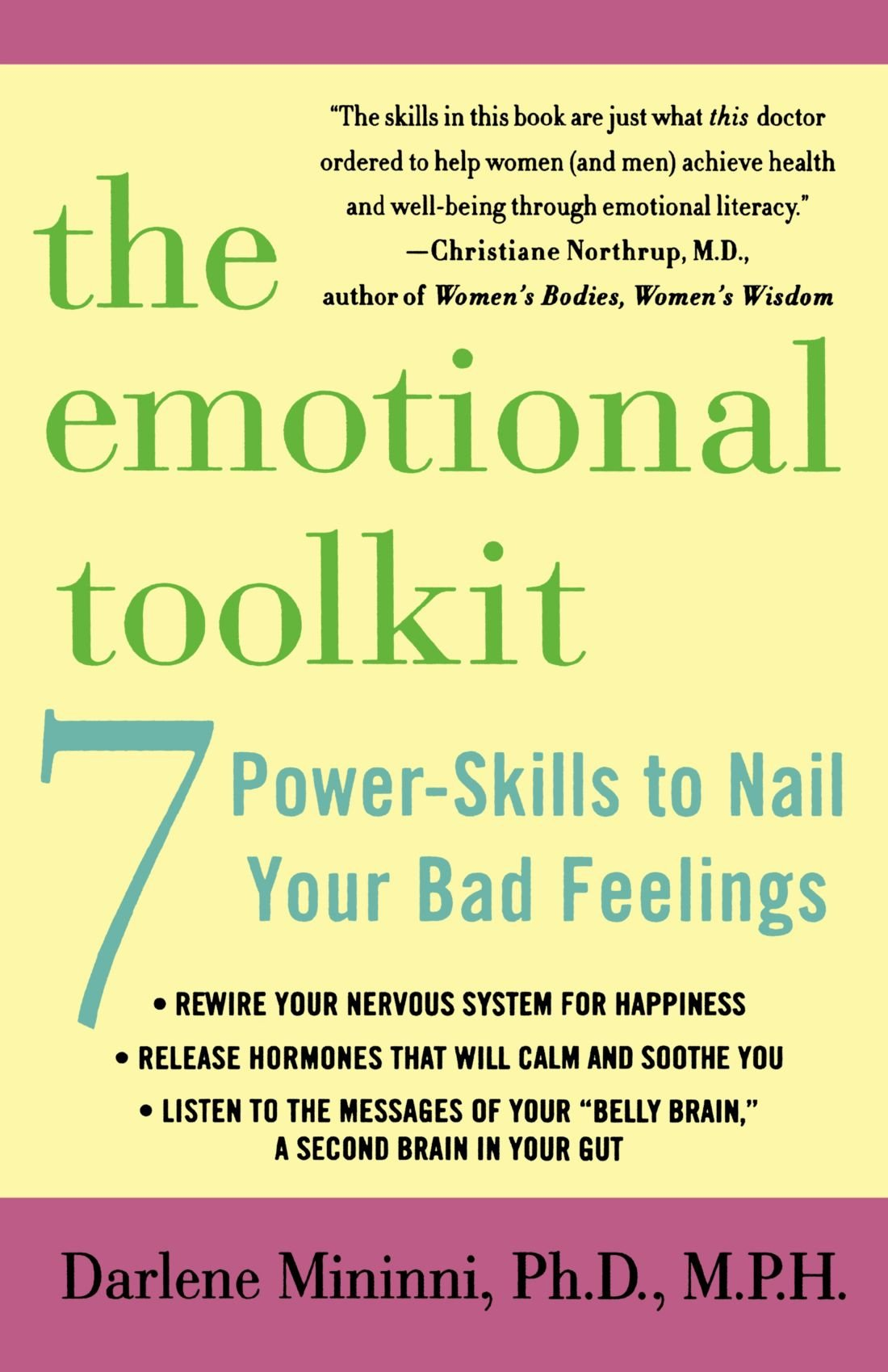 Emotional Toolkit Seven Power Skills Feelings product image
