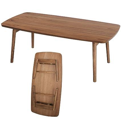AZUMAYA Folding Coffee Center Table TAC 229