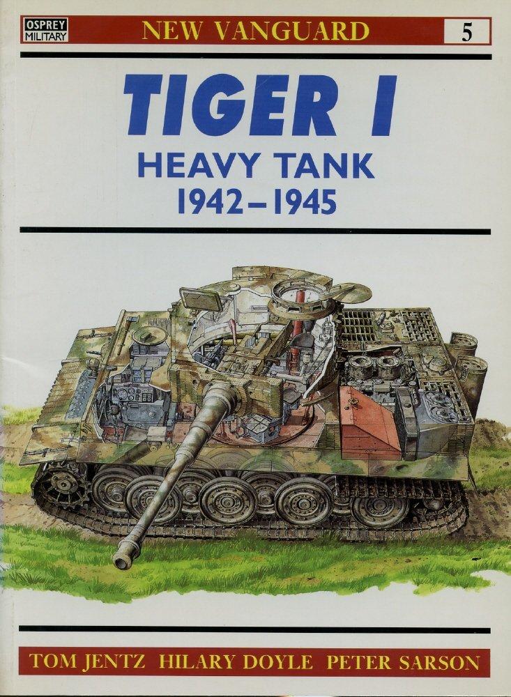 Nvg005 Fa Tiger I (Coe): Amazon.es: JENTZ, Doyle: Libros en idiomas extranjeros