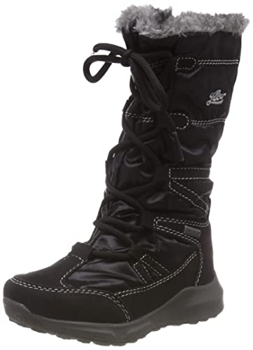 new product 78714 7ba07 Lico Girls' Fernanda Snow Boots: Amazon.co.uk: Shoes & Bags