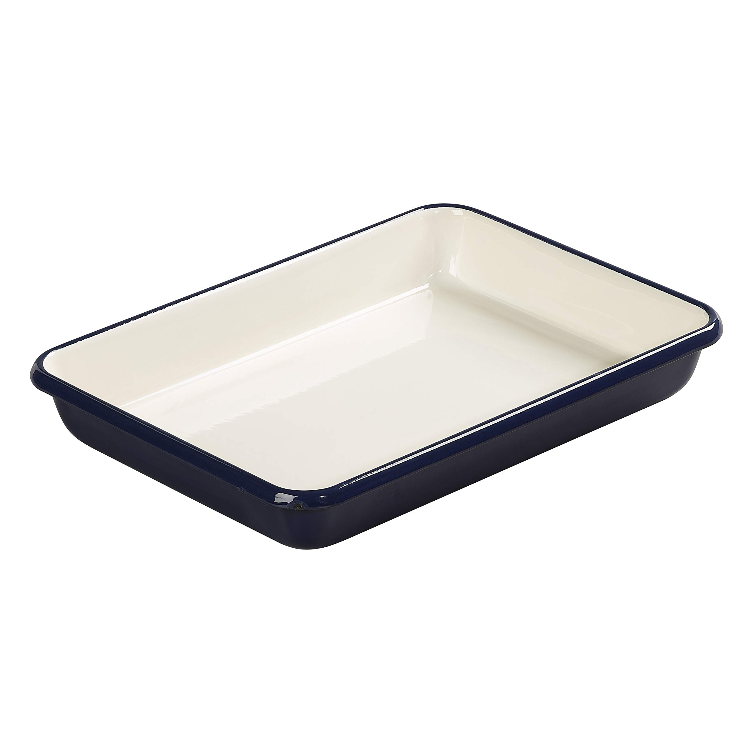 Tala Originals 10B14155 Enamel Bakeware, Indigo & Ivory