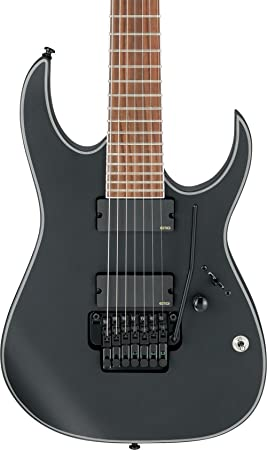 Ibanez RGIR37BE-BKF Iron Label · Guitarra eléctrica