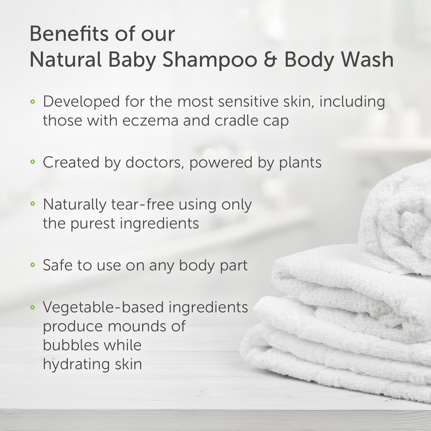 Puracy Natural Baby Shampoo & Body Wash, Tear-Free Soap, Sulfate-Free, 16 Ounce, (Pack of 2) by Puracy (Image #7)