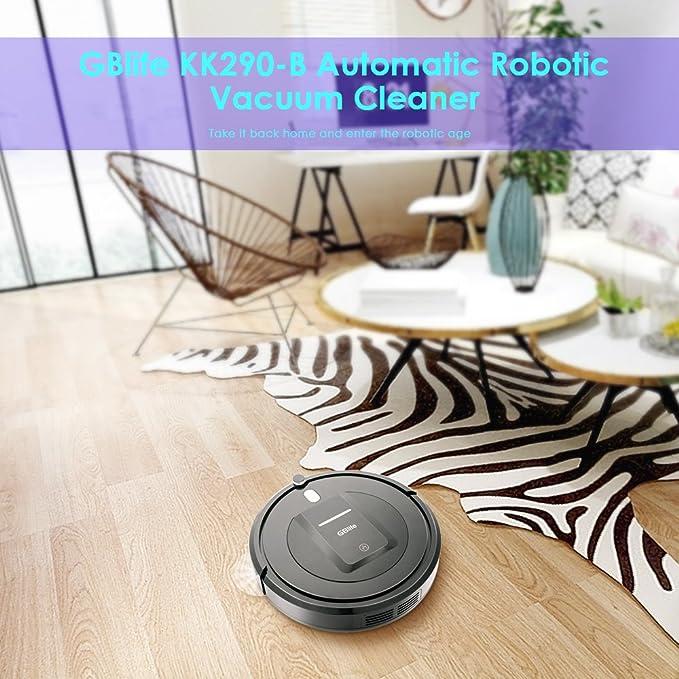 Smart Robot Aspirador Limpiador de bordes Automático Limpieza ...