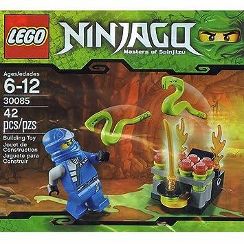 LEGO 30085 Ninjago - Ataque de Serpientes