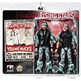 Rising Stars of Wrestling Action Figure Series: The Young Bucks Two-Pack
