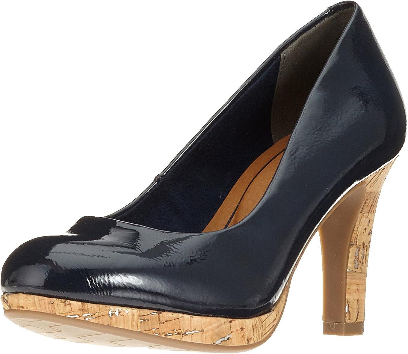 TALLA 39 EU. Marco Tozzi 22421, Zapatos de Tacón para Mujer