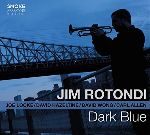 Jim Rotondi - Dark Blue Speaks  cover