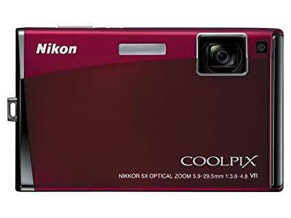 amazon com nikon coolpix s60 10mp digital camera with 5x optical rh amazon com nikon coolpix s60 owners manual nikon d60 user manual free download