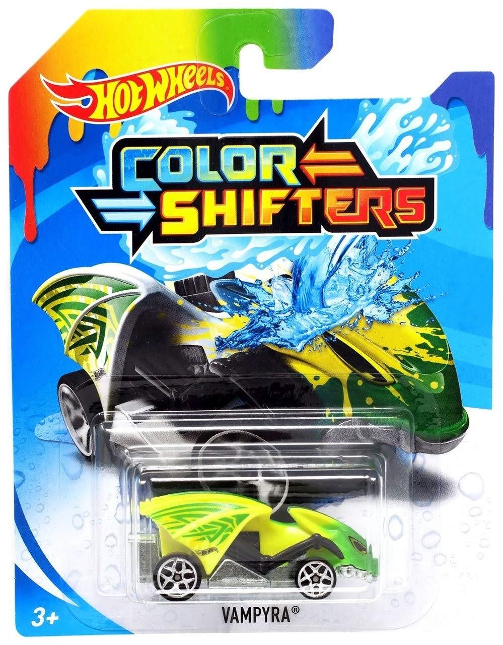 Hot Wheels Color Shifters - Vampyra