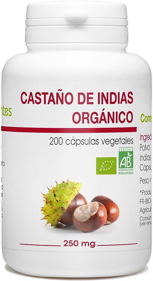 Castaño de Indias Orgánico - Aesculus hippocastanum