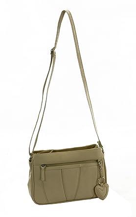 d1b423fb991b6 Marc Chantal Men s Borga Top-Handle Bag Beige Beige Klein  Amazon.co ...