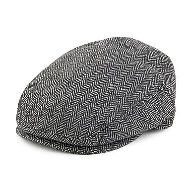 7d5b003ad68 Jaxon   James Baby Herringbone Flat Cap - Grey  Amazon.co.uk  Clothing
