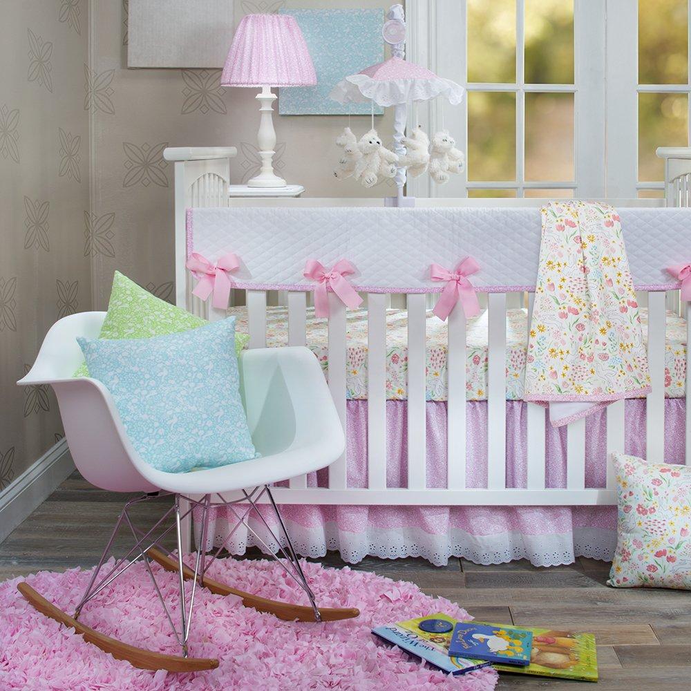 Glenna Jean Pillow Roll, Pink Print by Glenna Jean