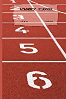 Academic Planner: Track And Field | August 2019 -