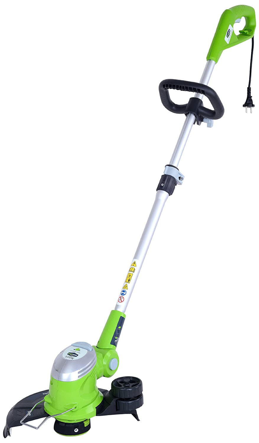 Greenworks Tools 30cm (12'') 500W Electric String Trimmer/Edger Globe Tools 21277