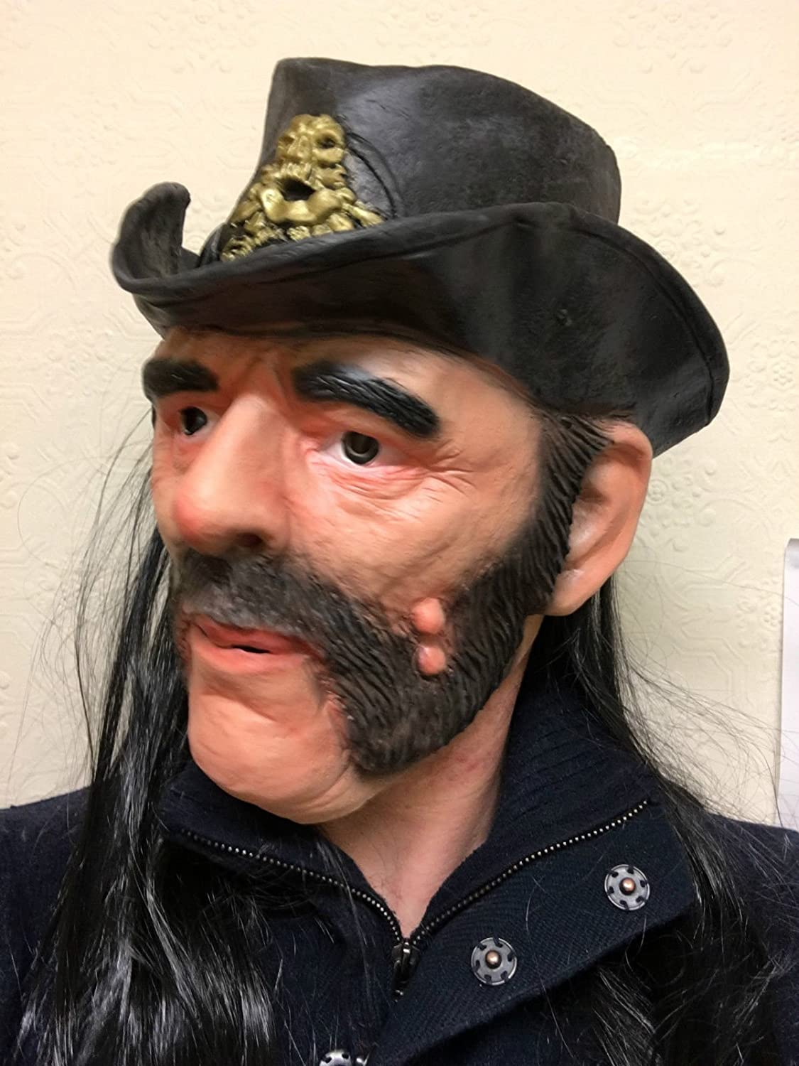 Card Face and Fancy Dress Mask Smile Celebrity Mask Brian Quinn