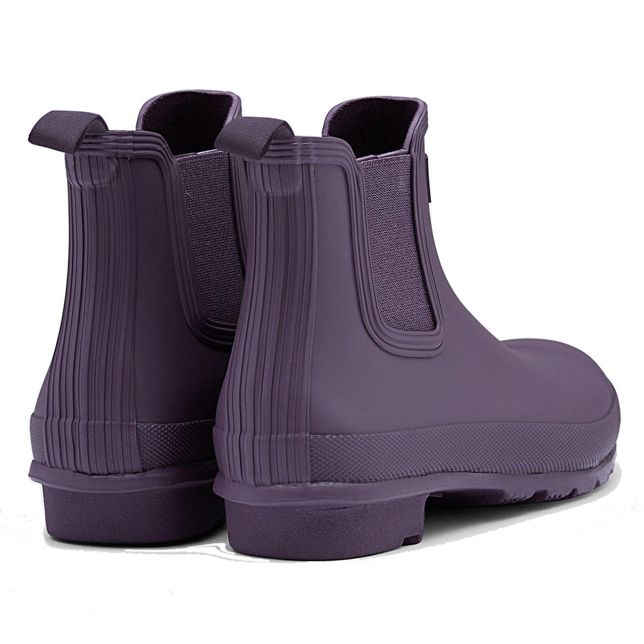 Damen Hunter Original Chelsea Schnee Schnee Schnee Regen Wasserdicht Knöchel Stiefel EU 36-43 1c1786