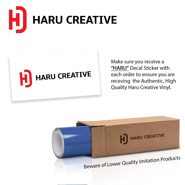 Haru Creative Front Hood Grille Tailgate Bumper Trunk Bowtie Emblem Overlay Vinyl Decal Sticker Compatible Fits Chevy Chevrolet Silverado 2016-2018 Gloss Purple