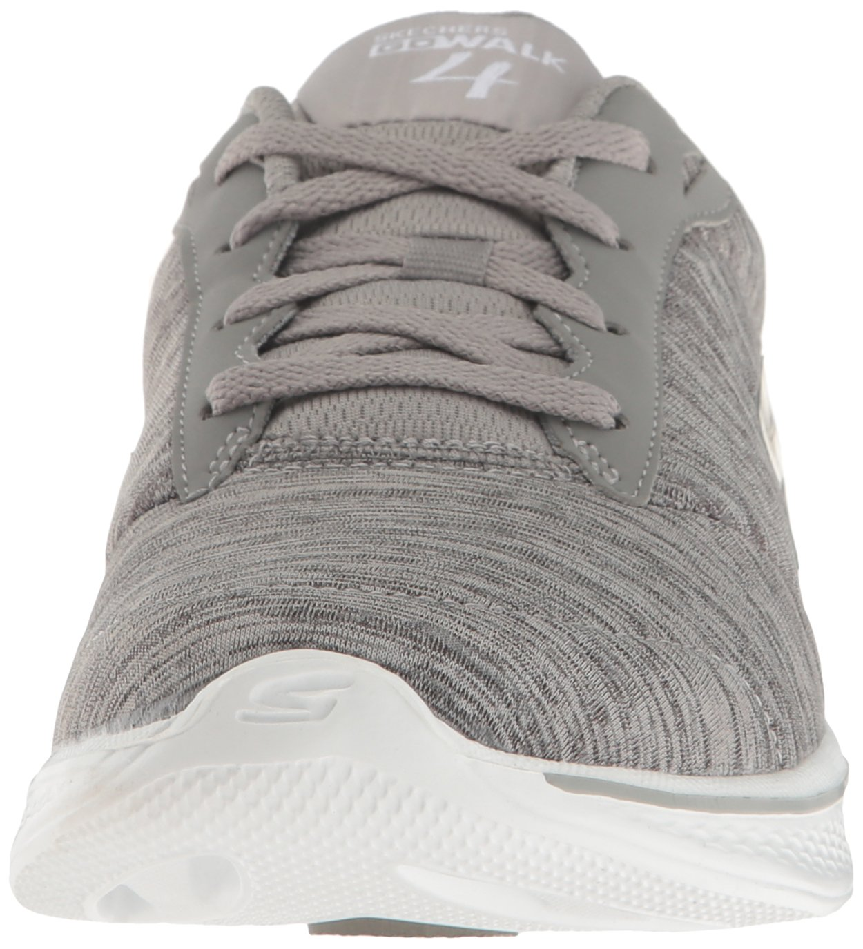Skechers Performance Women's Go Walk 4 Lace-up B(M) Walking Shoe B01IIZ9MAW 6 B(M) Lace-up US|Gray Heather 53e507