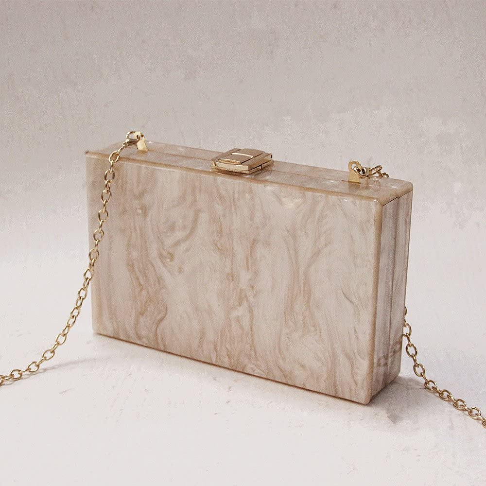 Woman New Wallet Fashion Solid Acrylic Bag Party Evening Bag Clutches Wedding Women Casual Handbag