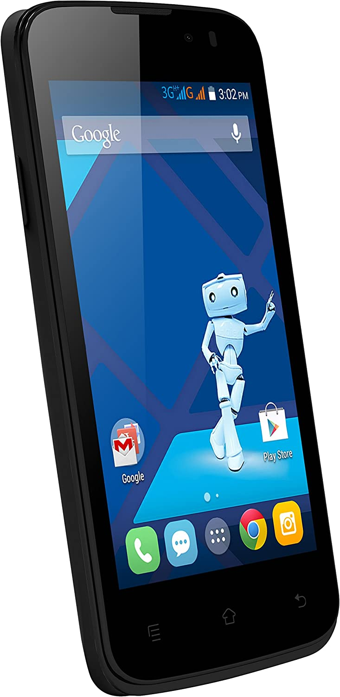 Haier W717 Smartphone Libre 3G (Pantalla de 4 Pulgadas, 4 GB, Dual ...
