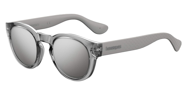 Havaianas TRANCOSO/M Gafas de sol, Plateado (Silver), 49 Unisex Adulto
